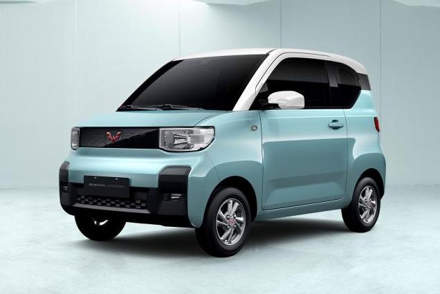 五菱将推微型电动车 续航120km和170km