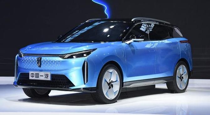 奔腾首款E系列纯电动汽车E01将于7月上市 最大续航450KM