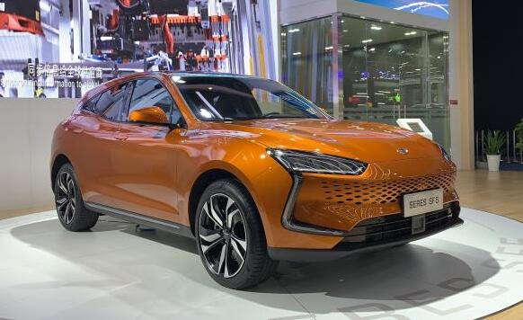 SERES赛力斯新车在2020成都车展上市  售价24.9-27.9万元