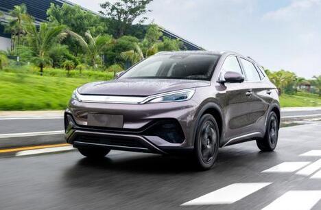 比亚迪电动汽车元PLUS上第7批推荐车型 续航分别430和510km