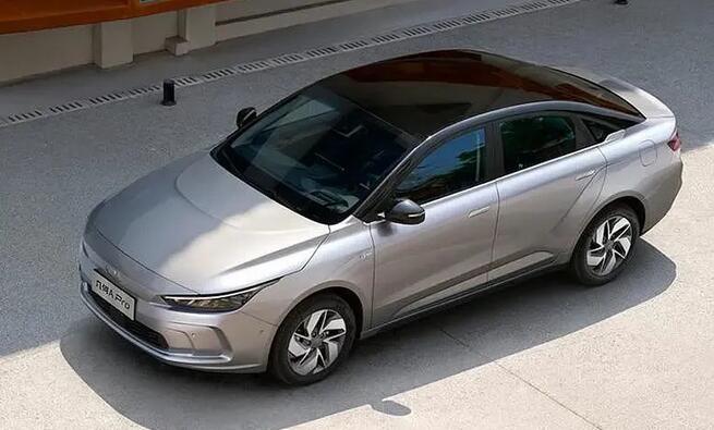 电动汽车-几何A Pro新增A600亚运版车型,补贴后售价14.87万