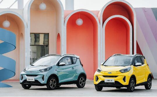 电动汽车-奇瑞小蚂蚁新增氧气版车型,新车售价6.79万元