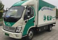 深圳发布《关于对新能源纯电动物流车继续实施通行优惠政策的通告》