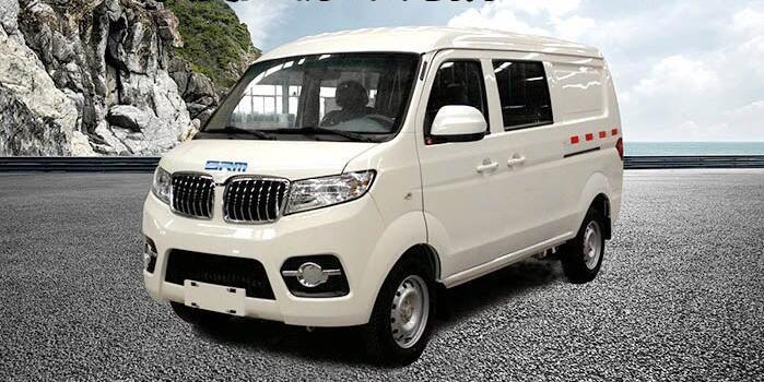 华晨鑫源今年将推出一款纯电动物流车-华晨鑫源新海狮X30EV