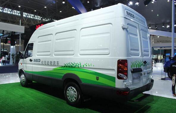 24部委:加快推广电动物流车 对纯电动轻型货车少限行或不限行