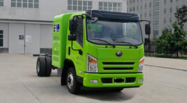 郑州宇通将投产6款纯电动卡车暨电动物流车 含重卡中卡轻卡
