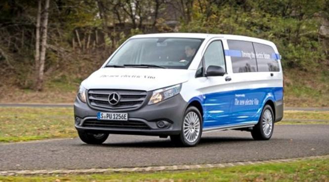 法国邮政子公司DPD在英国引进首款奔驰电动物流车eVito