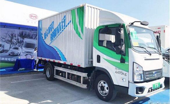 2020年底重点区域使用新能源邮政快递车比例将达到80%
