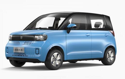 领途电动汽车旗下的百智大熊将于10月27日下线并开启预售