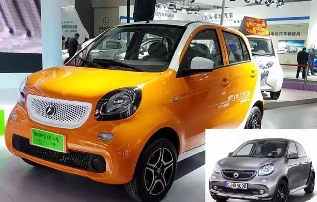 丽驰电动汽车C01于3月底上市 C01换库套色标准版3.58万元