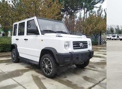 北京汽车旗下全新微型电动车申报图