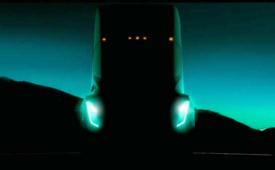 特斯拉正在开发半自动驾驶卡车和高密度乘用巴士 2017年底发布