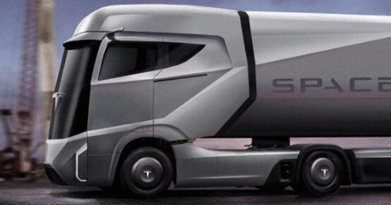 特斯拉首款纯电动卡车Semi将会在9月28日正式发布亮相