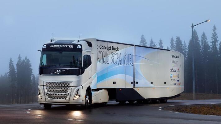 沃尔沃电动卡车今年向少数客户提供电动卡车 2019年欧洲铺开