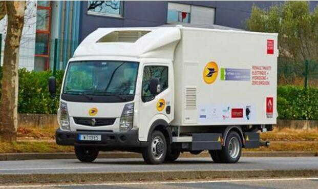 雷诺卡车公司日前宣布准备在2019年推出一系列电动卡车