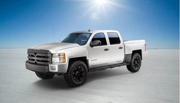 吉利商用车联合美国VIAMOTORS公司生产中型电动卡车 2019年上市