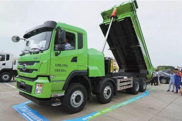 深圳建筑公司采购比亚迪电动卡车500辆 续航280公里