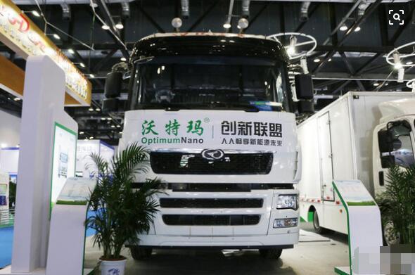 电动重卡新突破:上海创力与华菱汽车,南京恒天合作开发电动重卡