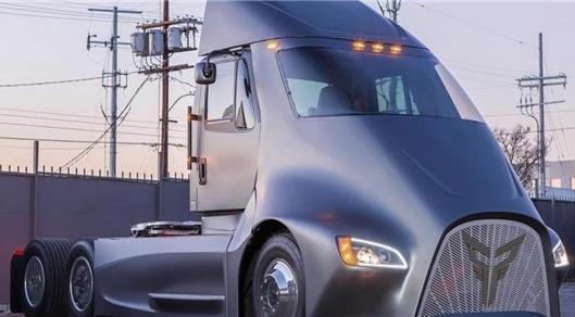 UPS与Thor合作开发6级电动卡车 续航里程161公里