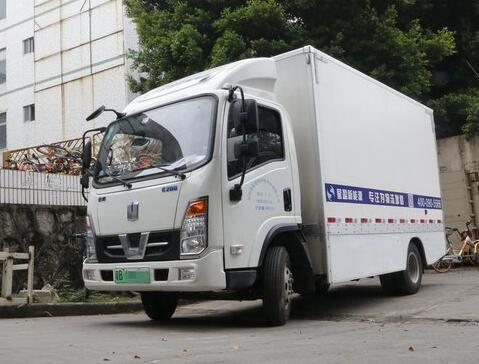 厦门对新能源货车不再限行  免于办理货车通行证