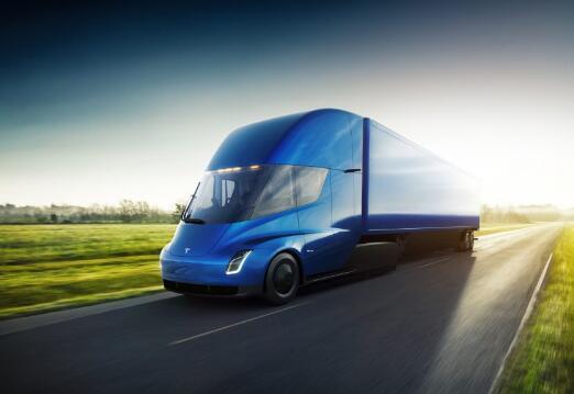 特斯拉电动半挂卡车2020年前生产  售价15-18万美元