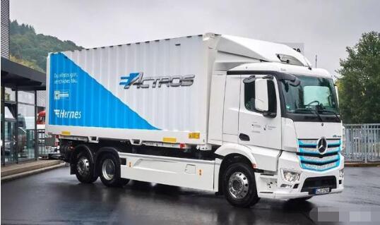 电动卡车:奔驰eActros/特斯拉Semi/沃尔沃FL Electric导购