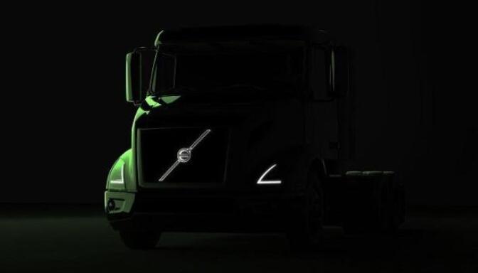 沃尔沃VNR电动卡车即将在加州展开一年测试 续航200公里
