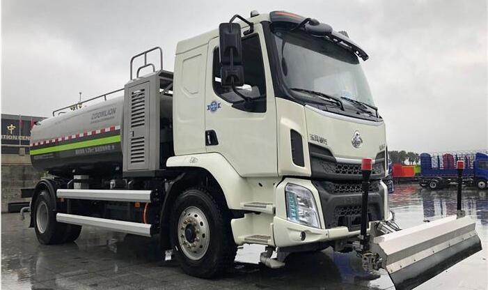 2019年东风柳汽电动卡车目标:1000辆新能源载货车