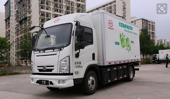 王传福:比亚迪将在长沙打造电动卡车及电动专用车全球总部