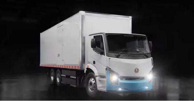 加拿大Lion Electric将推首款电动8级城市卡车