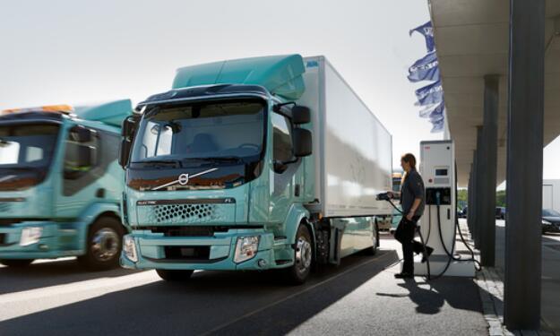 沃尔沃电动卡车将在韩国推出 2020年沃尔沃电动卡车北美上市