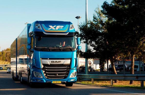 传恒大拟收购DAFTrucks,VdlGroep打造恒大电动卡车电动客车