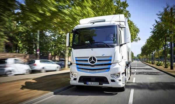 2030年前德国或将新增50万辆电动卡车及30万个充电桩