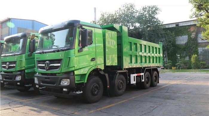 安钢集团采购38辆北奔纯电动重卡 续航达120公里