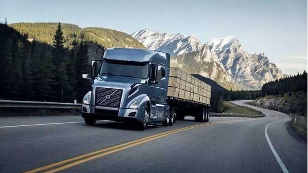沃尔沃VNR电动卡车将在美国高速公路试运行 满载续航400km