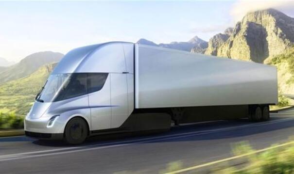 特斯拉电动卡车Semi将2020年生产  最大续航约966km