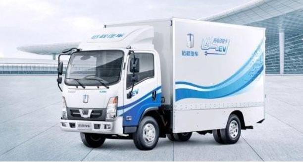 吉利远程电动物流卡车将进军韩国及海外市场