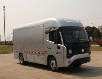 中通燃料电池厢式运输车入选(第六批)《享受车船税减免优惠的节约能源 使用新能源汽车车型目录》