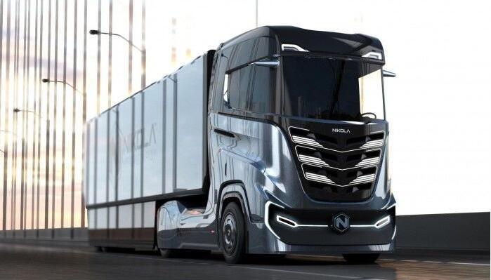 尼古拉汽车NikolaMotor将建氢燃料电池实验室备产氢燃料卡车