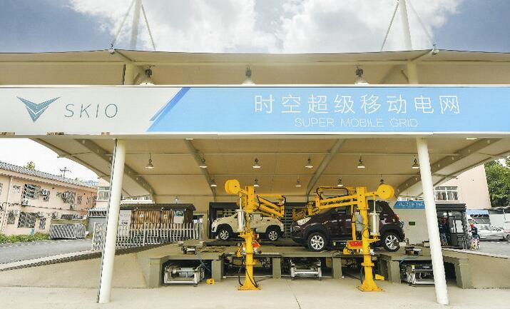 新能源出行运营商-时空电动获IDG资本10亿人民币C轮投资