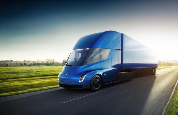 Semi特斯拉电动卡车充电站将建立