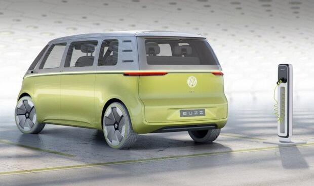 为大众I.D.电动车铺路 大众将在欧洲推出壁挂式家庭用充电器