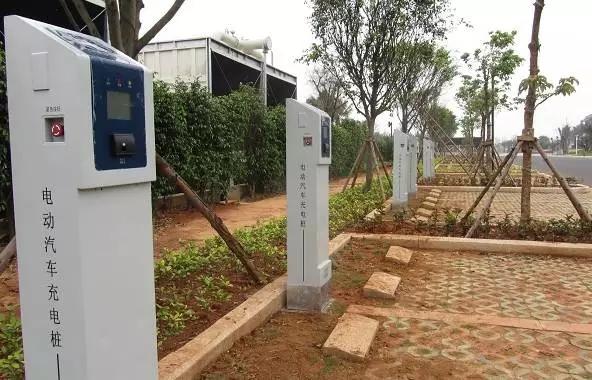 昆明:新建住宅停车位原则上100%建充电设施或预留安装条件