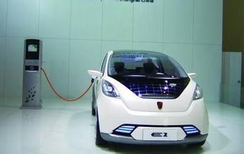 正定新能源汽车产业园产值达到500亿元