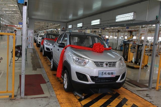 东风将在襄阳大力发展新能源汽车 俊风ER30是发展重点
