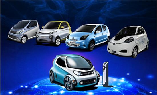 11月份新能源车销量排行:众泰销量过万夺冠 比亚迪销8093辆排第二