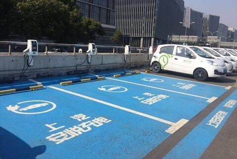 上海新能源汽车分时租赁网点已覆盖机场火车站等6个交通枢纽