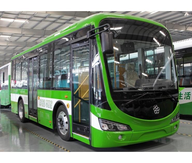 珠海银隆投资百亿在兰州新区打造新能源客车产业基地