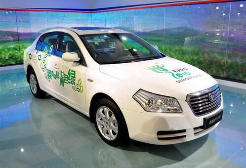 工信部发布2017年第3批《新能源汽车推广应用推荐车型目录》