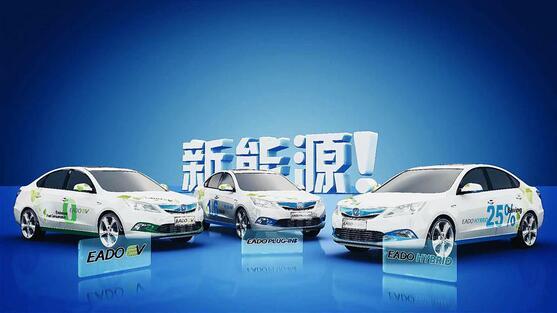中国新能源汽车3月份产销33015和31120辆 同比增长30.9%和35.6%
